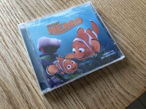 CD-Cover von Findet Nemo