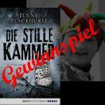 """[Gewinnspiel] Gewinne ein von drei E-Books """"Die stille Kammer"""" von Jenny Blackhurst"""