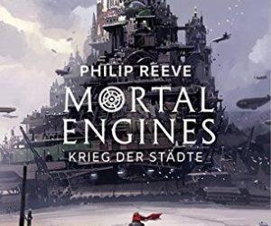 Buchcover Mortal Engines