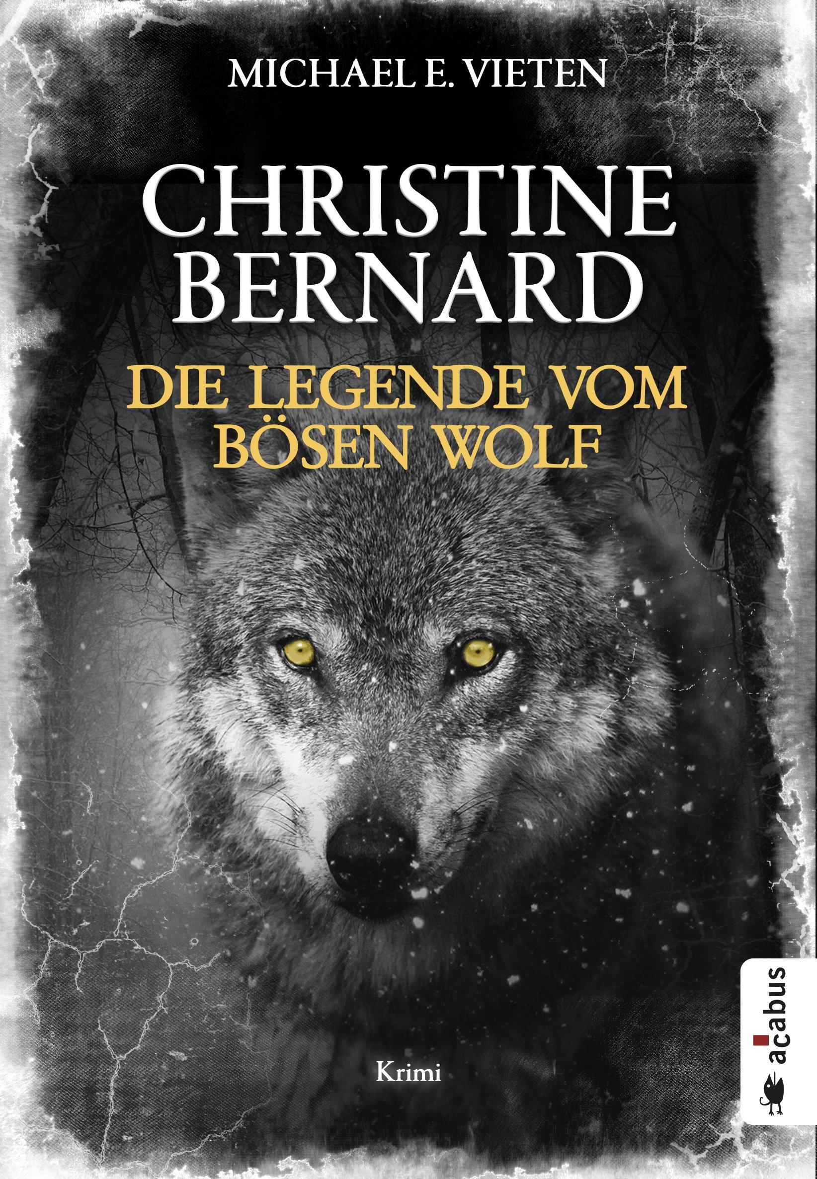 Buchcover Die Legende vom bösen Wolf