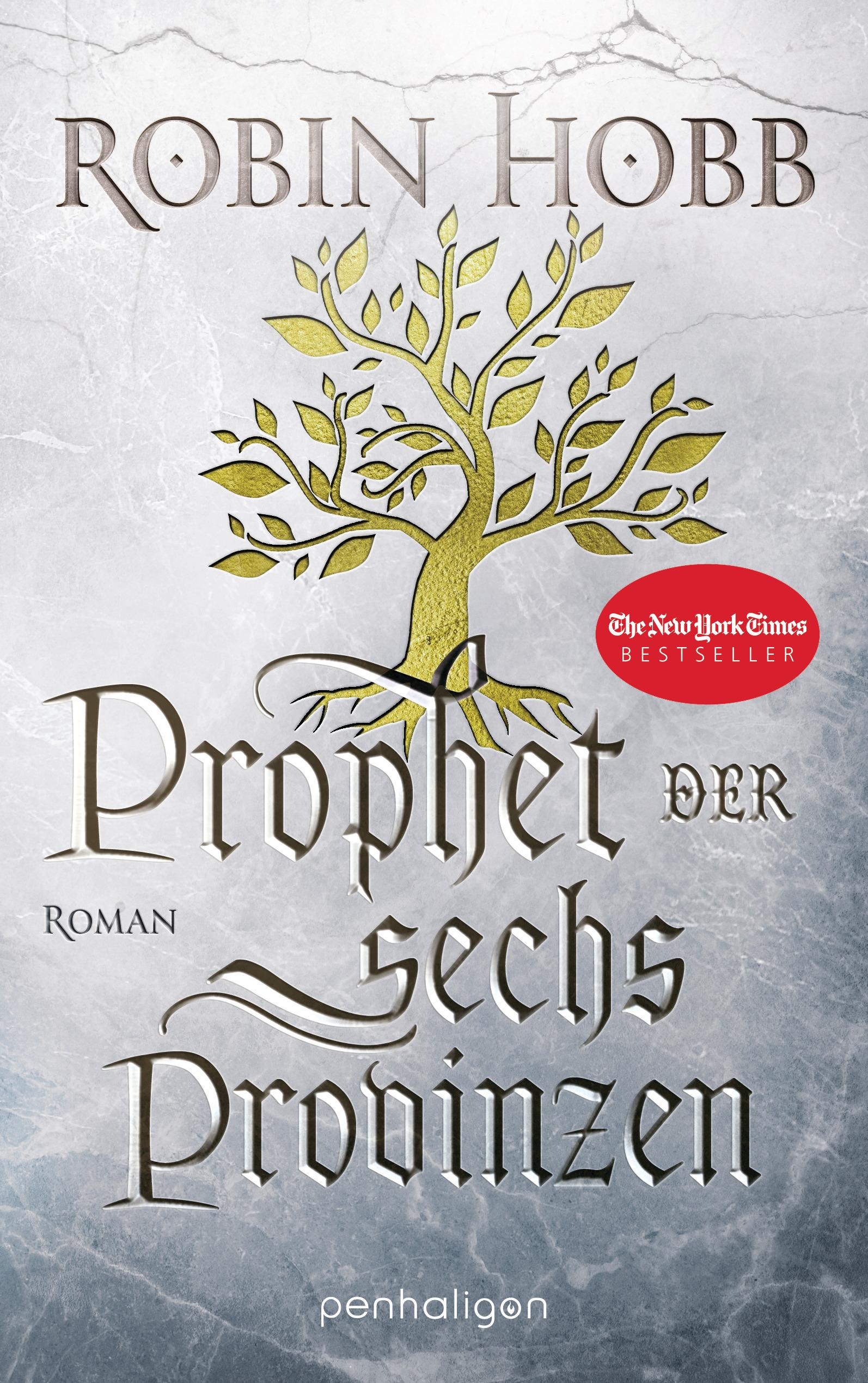 Prophet der sechs Provinzen von Robin Hobb
