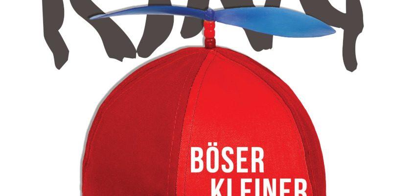 Cover Boeser kleiner Junge