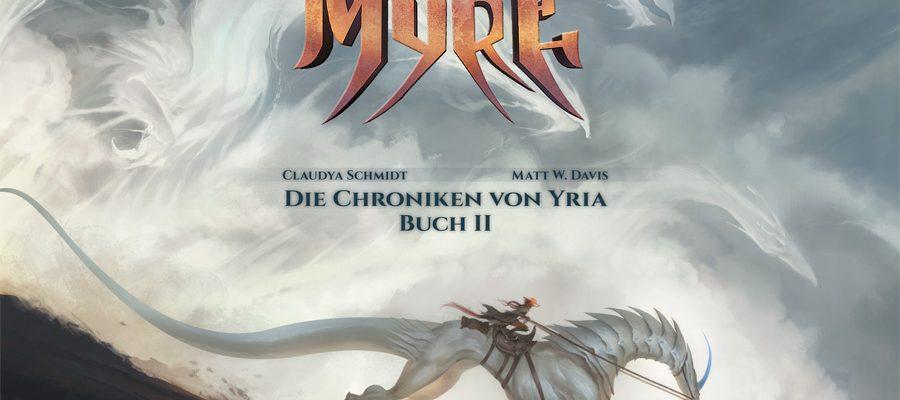 Buchcover Myre 2