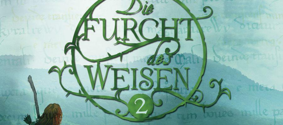 Buchcover Furcht des Weisen 2