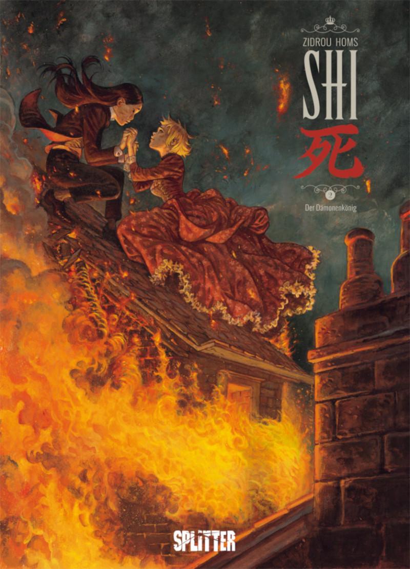 Buchcover SHI 2