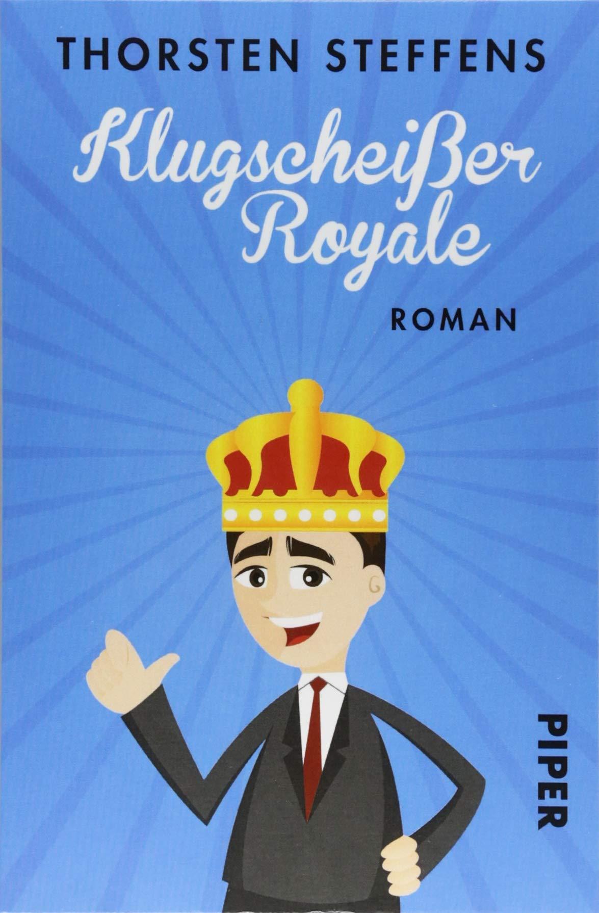 Buchcover Klugscheißer Royale
