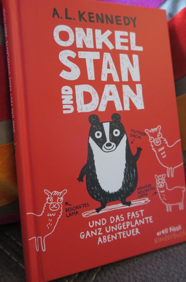 Buchcover Onkel Stan