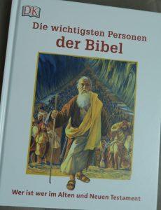 Buchcover Die wichtigsten Personen der Bibel