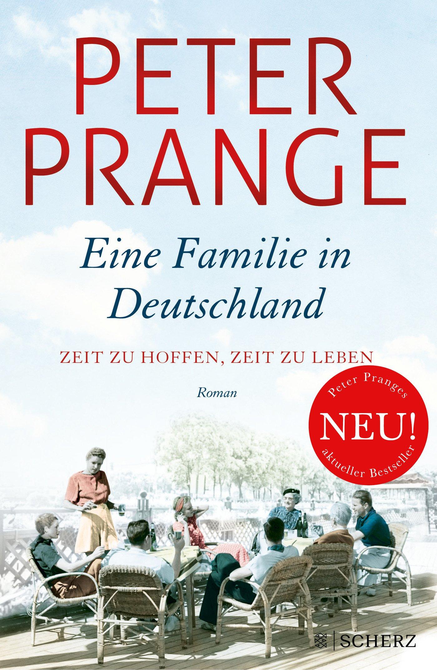 Buchcover Eine Familie in Deutschland