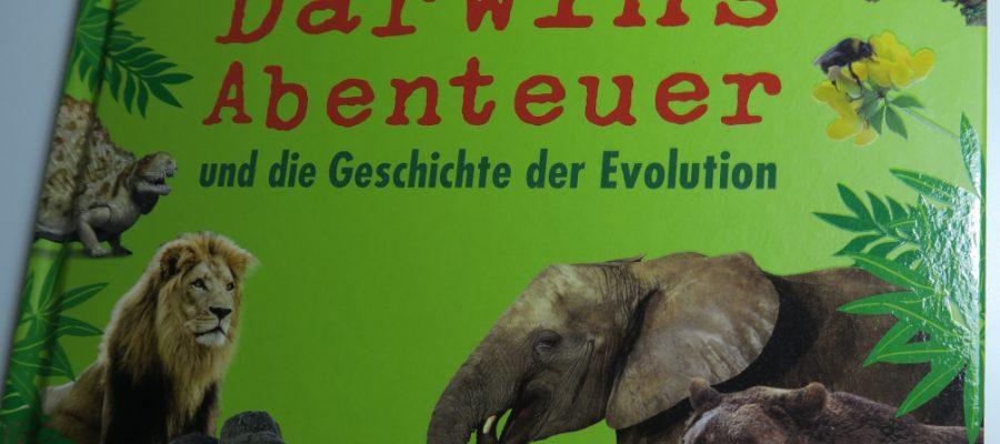 Buchcover Darwins Abenteuer