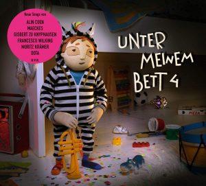 CD Cover Unter meinem Bett 4