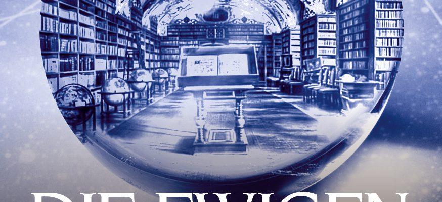 Buchcover Die Ewigen Teil 5