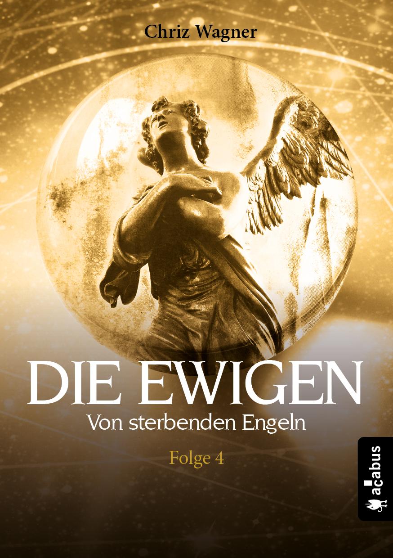 Buchcover Von sterbenden Engeln
